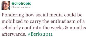 Tweet conf social media