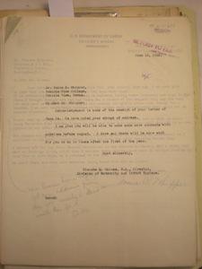 Blanche M. Haines to Ionia R. Whipper, Prairie View, Texas, June 18, 1928