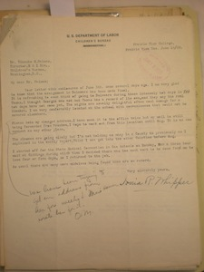 Ionia R. Whipper, Prairie View, Texas to Blanche M. Haines, June 14, 1928